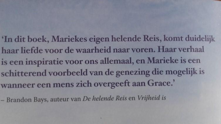citaat Helende Reis Brandon Bays Marieke Meulenberg